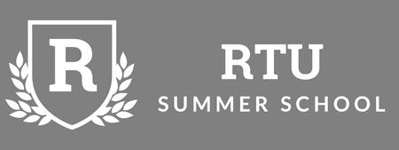 RTU Summer School